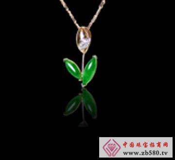 三鑫珠宝--和田玉吊坠01
