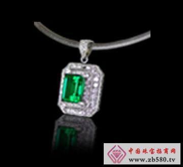 三鑫珠宝--宝石吊坠