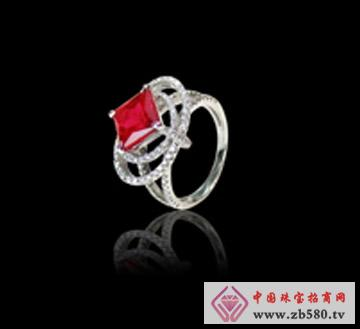 三鑫珠宝--宝石戒指01