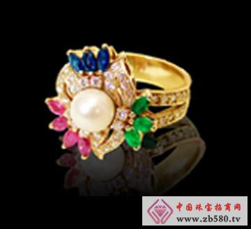 三鑫珠宝--宝石戒指02