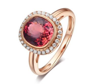 爱丽丝珠宝-彩宝戒指1