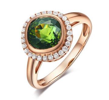 爱丽丝珠宝-彩宝戒指2