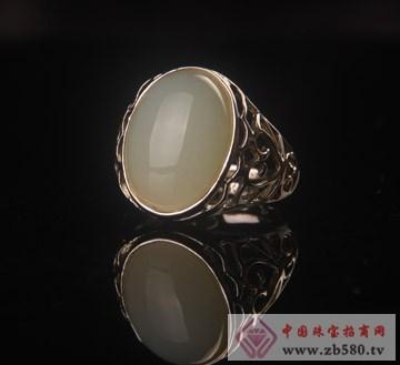 福源珠宝-玉石戒指