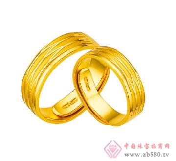 老凤黄金-黄金对戒