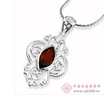 艾蒂诺银饰-纯银手镯-幸福.怀恋-S9