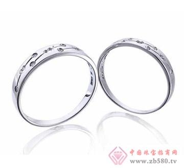 艾蒂诺银饰-纯银戒指-星原