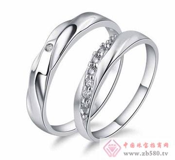 艾蒂诺银饰-纯银戒指-眼眸