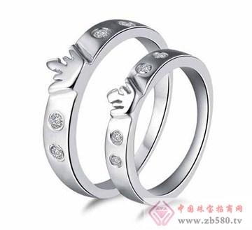 艾蒂诺银饰-纯银戒指-忆城