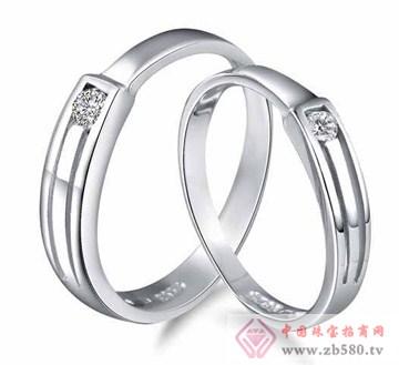 艾蒂诺银饰-纯银戒指-真颜