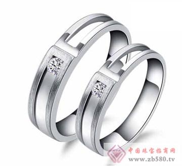 艾蒂诺银饰-纯银戒指-追寻