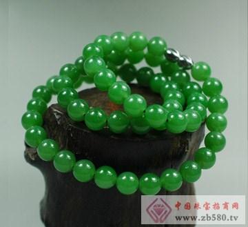 玉缘阁-素珠项链