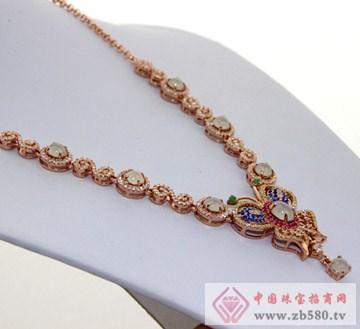 玉之魂-玉石项链