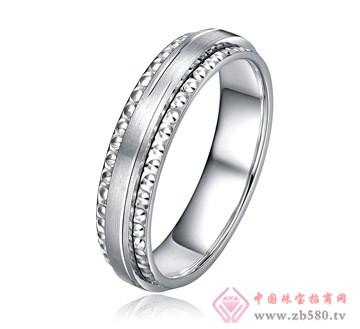 金麒隆-铂金戒指