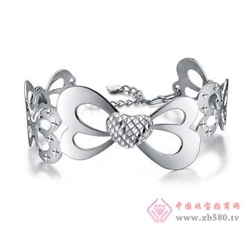 金麒隆-铂金手链