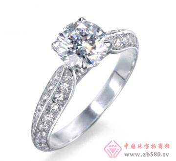 锦邦珠宝-钻石戒指Infini-Love