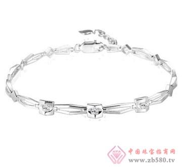 锦邦珠宝-钻石手链