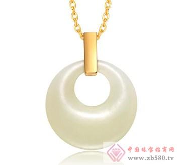 锦邦珠宝-淡雅吊坠