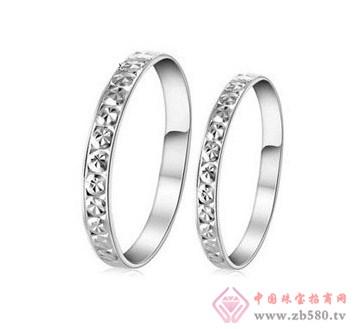 鹏雅首饰-纯银戒指