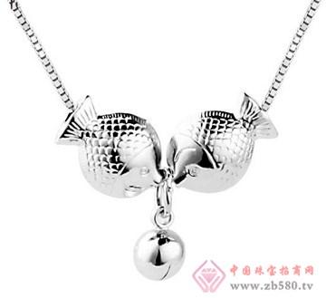 鹏雅首饰-纯银项链