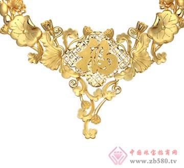 瑞大福-黄金项链