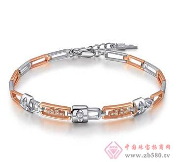 瑞大福-钻石手链