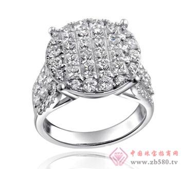 瑞大福-钻石戒指