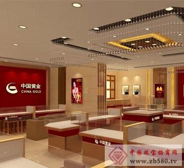 中国黄金展示2