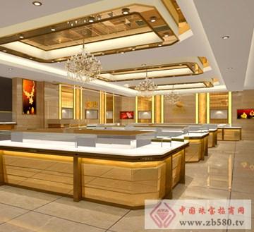 中国黄金展示3