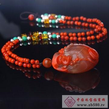 福源珠宝-南红玛瑙项链