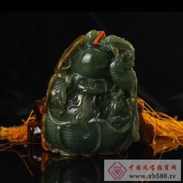 福源珠宝-玉石吊坠4