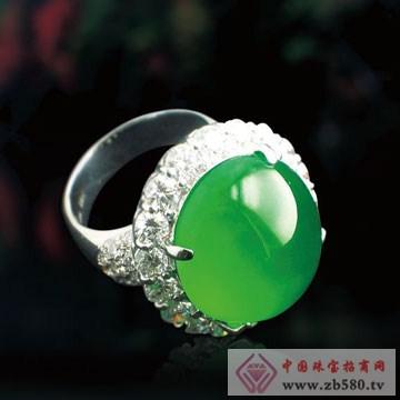 本真珠宝-翡翠戒指