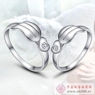 唯卡尼银饰-戒指-天使爱人