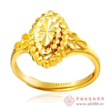 今和颐珠宝-黄金戒指