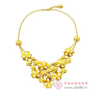今和颐珠宝-黄金项链