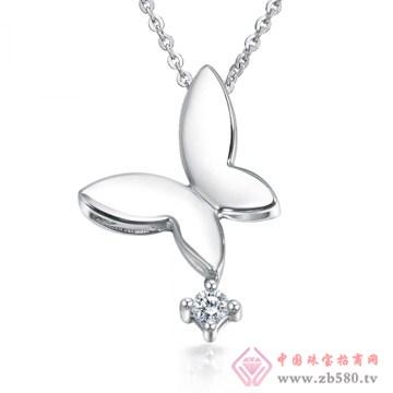 今和颐珠宝-钻石吊坠