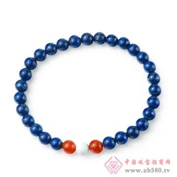 今和颐珠宝-青金石手链
