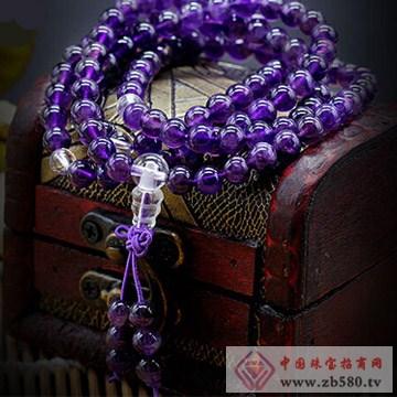 普渡斋-紫水晶手链
