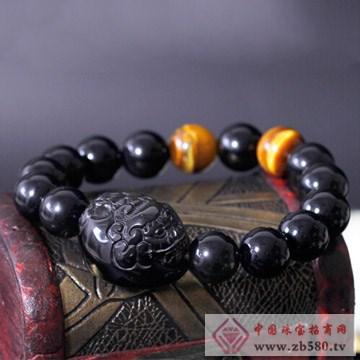 普渡斋-双貔貅手链
