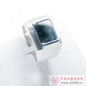 亿德乾-蓝宝石男戒