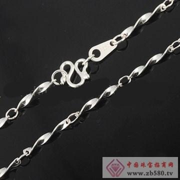 金昌珠宝-扭片链