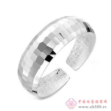 金昌珠宝-水立方手镯