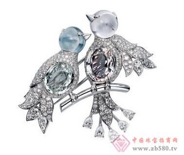 高级珠宝品牌都爱打造动物系列珠宝