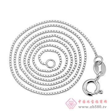 云之晶-时尚项链单链