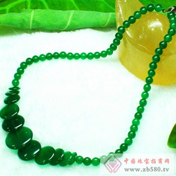 宏达工艺-玉石项链