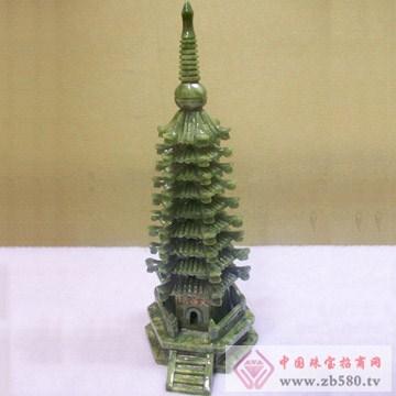 玉雅轩-南玉文昌塔