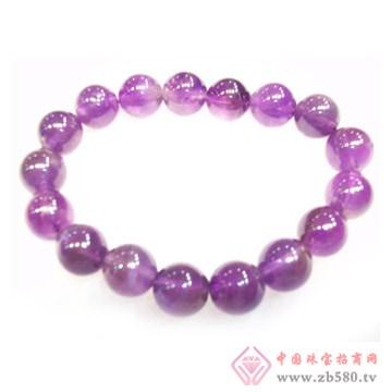 玉雅轩-紫水晶手链