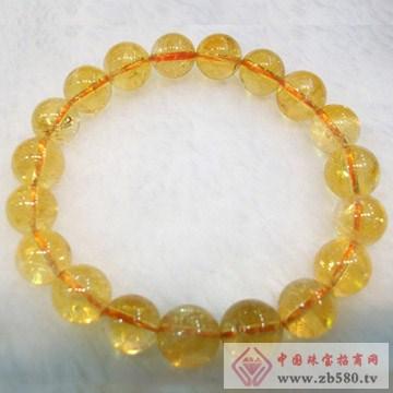 玉雅轩-黄水晶手链