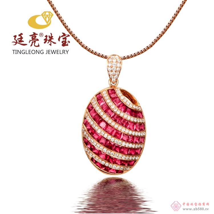 廷亮珠宝-吊坠28