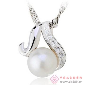 迴响珠宝-珍珠吊坠01