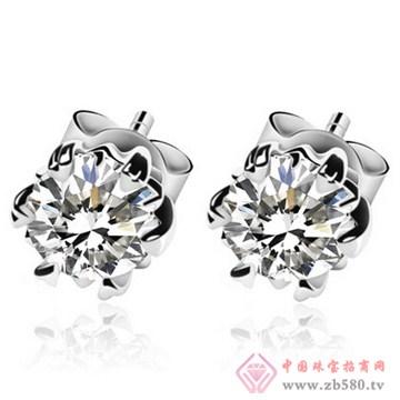 迴响珠宝-925银耳钉